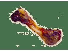 Snack natural Milu os de pernil
