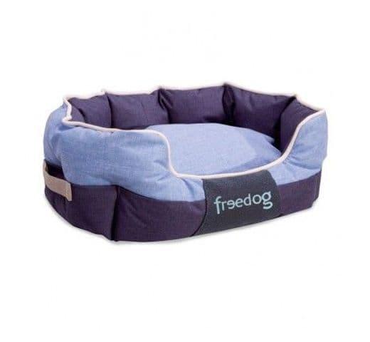 Llit Freedog United Blau 1