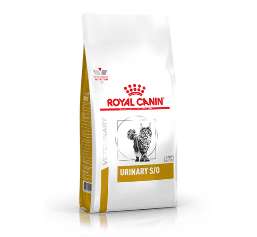 Pinso de dieta veterinària Royal Canin gat urinary SO 1