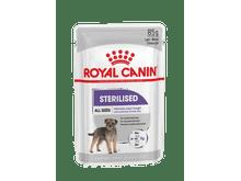 Aliment humit Royal Canin gos sterilised sobre 85gr (1ut)