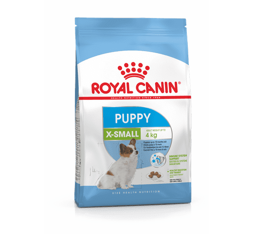 Pinso Royal Canin gos x-small puppy 3kg 1