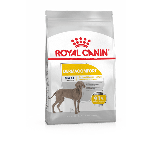 Pinso Royal Canin gos maxi dermacomfort 1
