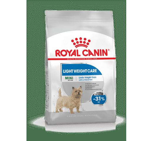 Pinso Royal Canin gos mini light 1