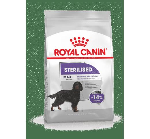 Pinso Royal Canin gos maxi sterilised 9kg 1