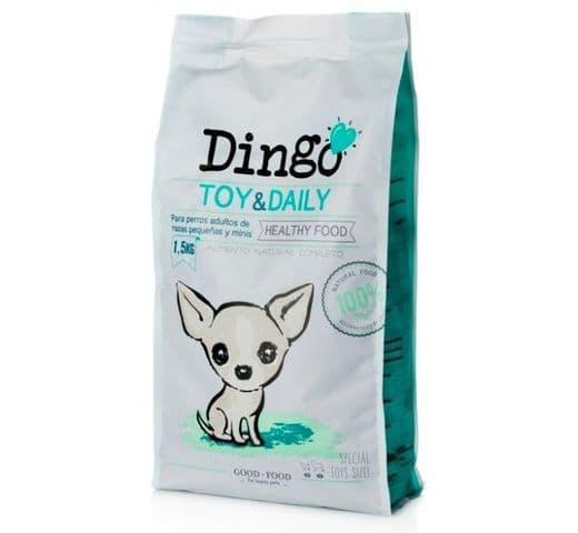 Pinso Dingonatura gos toy daily 1