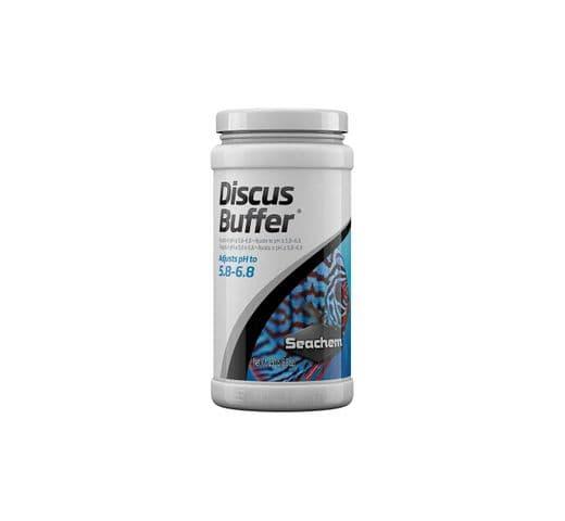 Control de l'aigua Seachem Discus Buffer 250 gr 1