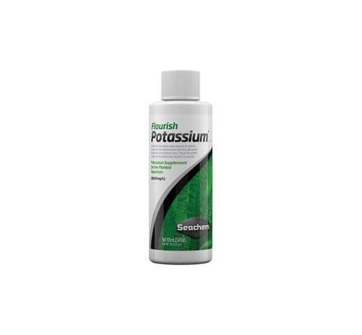 Control d'aigua Seachem flourish potassium 1
