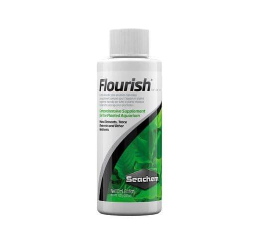 Control de l'aigua Seachem Flourish ml 1