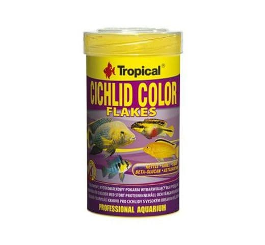 Pinso Tropical Ciclid color 100ml 1