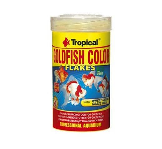 Pinso Tropical Goldfish color 1