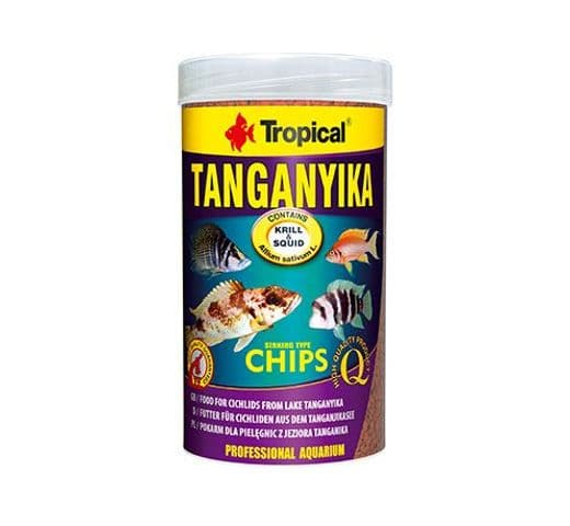 Pinso Tropical Tanganika chips 1
