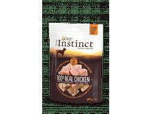 Snack natural True instinct gos cub de pollastre 50gr