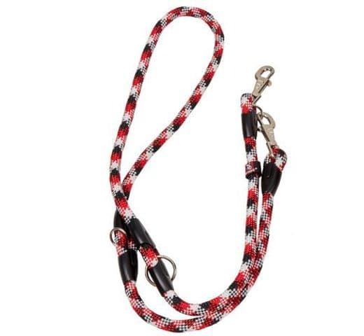 Corretja Arppe multiposició rodó vermell/negre blanc 1,4*195 1