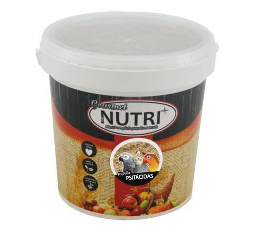 Pasta de cria i papilla Nutri+ papilla gourmet per psitàcides 3,5kg 1