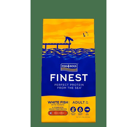 Pinso Fish4dogs gos petit peix blanc 6kg 1