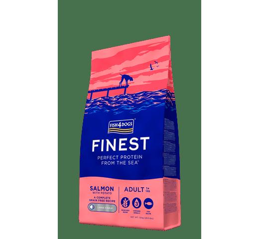 Pinso Fish4dogs gos salmó 1,5kg 1
