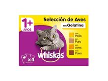 Aliment humit Whiskas gat selezione aus