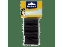 Bosses higièniques Vitakraft negres 4 rotlles de 20 ut