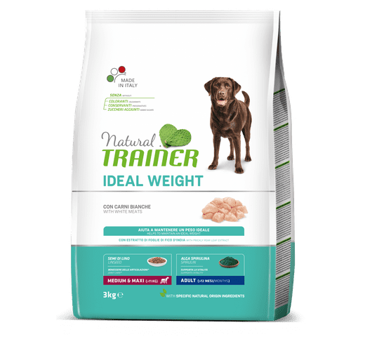 Pinso Natural Trainer gos medium maxi weight care 12kg 1
