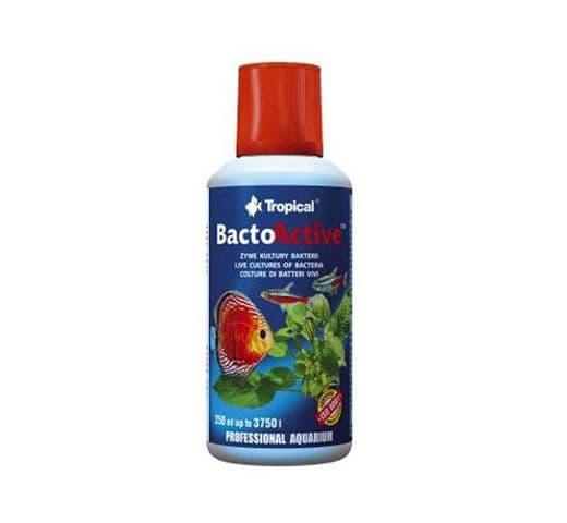 Control de l'aigua Tropical Bacteria viva Bacto-Active 250ml 1