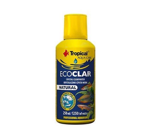 Control de l'aigua Tropical Crsitalitzador Ecoclar 250ml 1
