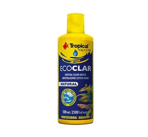 Control de l'aigua Tropical Crsitalitzador Ecoclar 500ml 1