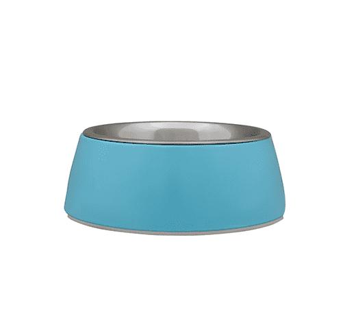 Menjadora Freedog melamina inox blau 1
