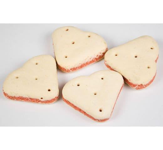 Galetes Nayeco sandwich corazon 2,5kg 1