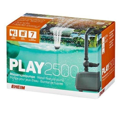 Bomba Eheim d'estany Play 2500 per fonts i filtres 1