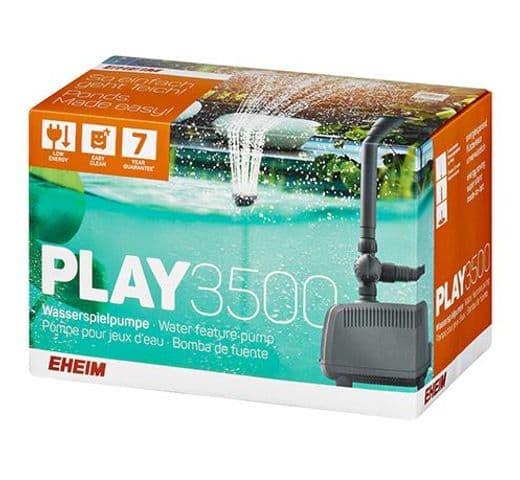 Bomba Eheim d'estany Play 3500 per fonts i filtres 1