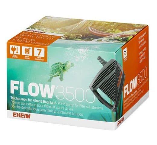 Bomba Eheim d'estany Flow 3500 per filtres i cursos de rierols 1