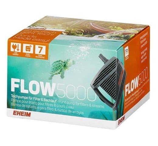 Bomba Eheim d'estany Flow 5000 per filtres i cursos de rierols 1