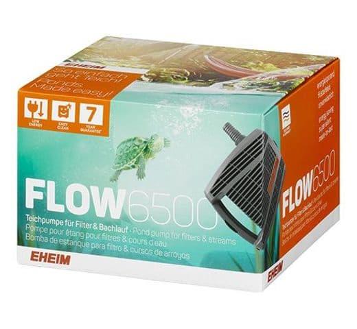 Bomba Eheim d'estany Flow 6500 per filtres i cursos de rierols 1