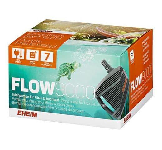Bomba Eheim d'estany Flow 9000 per filtres i cursos de rierols 1