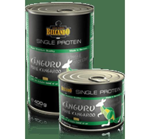 Aliment humit Belcando single protein cangur llauna 1