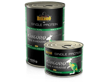 Aliment humit Belcando single protein cangur llauna