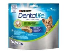 Snack dental Friskies Purina gos mini Dentalife