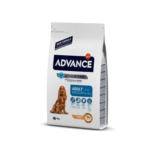 Pinso Advance Affinity gos adult medium 3kg 1