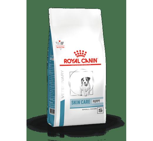 Pinso de dieta veterinària Royal Canin gos skin care puppy 2kg 1