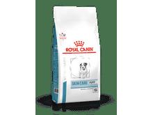 Pinso de dieta veterinària Royal Canin gos skin care puppy 2kg
