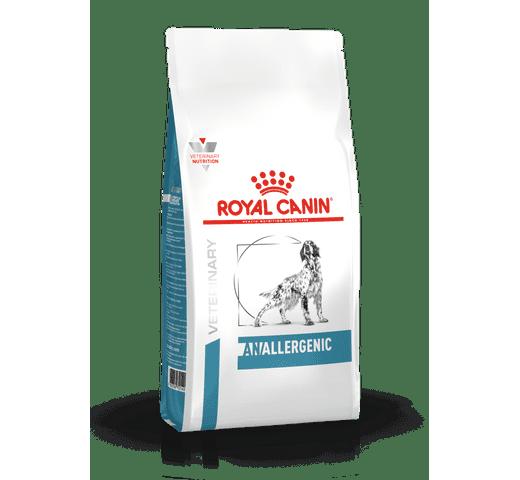 Pinso de dieta veterinària Royal Canin gos analergenic 1