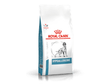 Pinso de dieta veterinària Royal Canin gos hypoallergenic