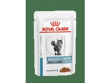 Dieta veterinària en humit Royal Canin gat sensitivity control sobre 85gr