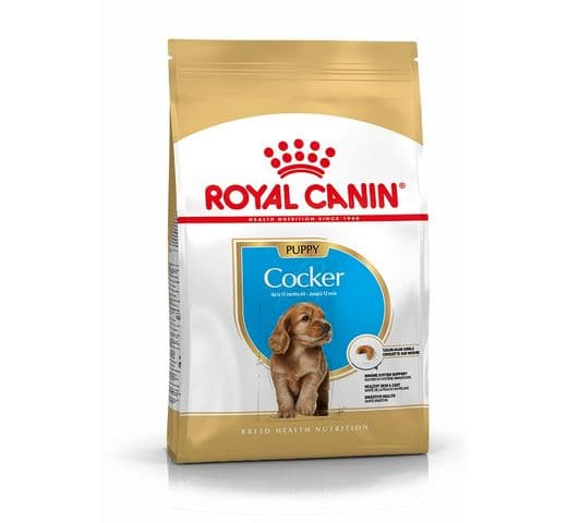 Pinso Royal Canin Cocker puppy 3kg 1