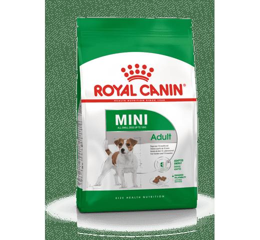 Pinso Royal Canin gos mini adult 2kg 1