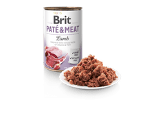 Aliment humit Brit Dog pate & meat xai