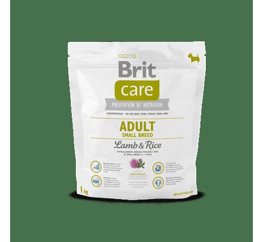 Pinso Brit Care small xai 1kg 1