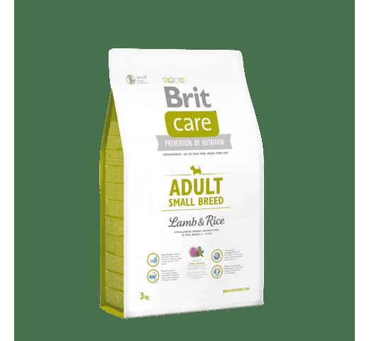 Pinso Brit Care small xai 3kg 1