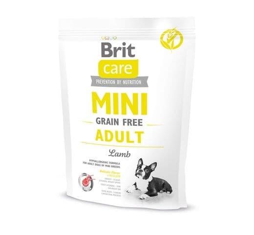 Pinso Brit Care adult mini grain free xai 400gr 1