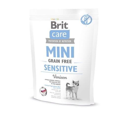 Pinso Brit Care adult mini grain free sensitive 400gr 1